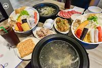 石研室 石頭火鍋 - 台中中科店