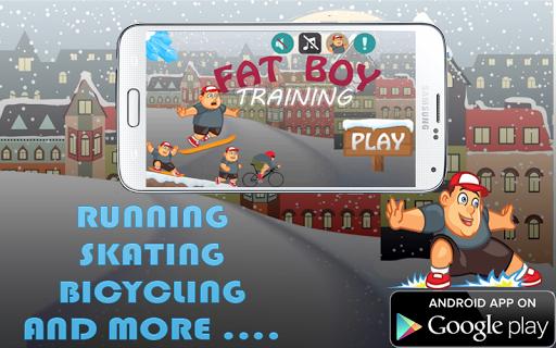 fat Boy Training
