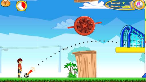 Shooting Boy: a Soccer Hero 1.5 screenshots 12