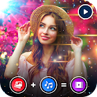 Photo Effect Animation Video Maker with Song