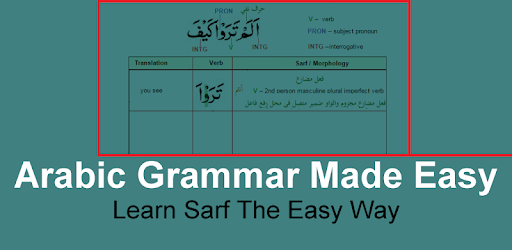 Arabic Grammar Made Easy - Apps on Google Play