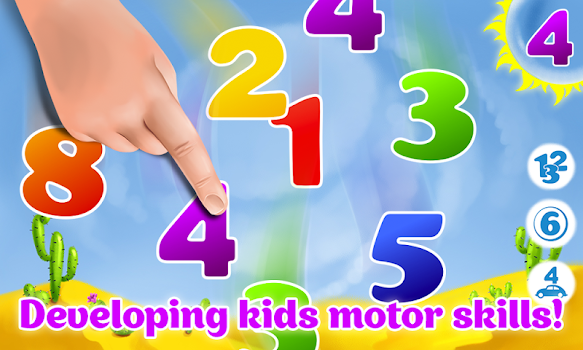 Learn Numbers for Toddlers - Kids Educational Game