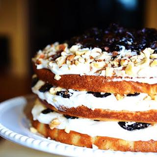 Prune Honey Cake.
