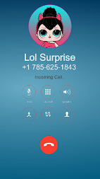 LOL Dolls Surprise fake call Pocket APK screenshot thumbnail 5