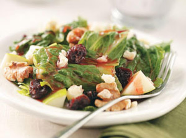 Honey Walnut Fruit Salad Recipe