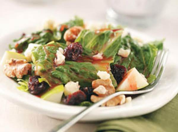 Honey Walnut Fruit Salad Recipe