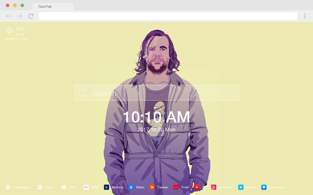 Rory McCann Pop HD Stars New Tabs Themes