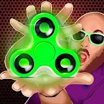 4in1 Fidget Spinner - Top Spin Battle Game Icon
