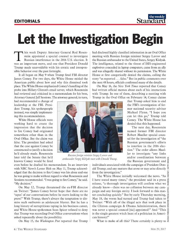 The Weekly Standard- screenshot