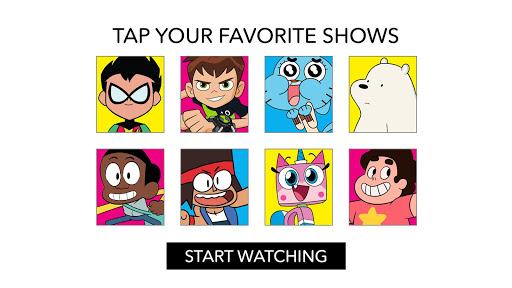 Cartoon Network App  screenshots 1