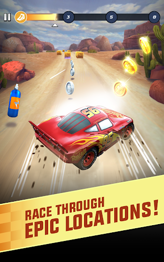 Cars: Lightning League v1.6 Mod Apk | ApkDlMod