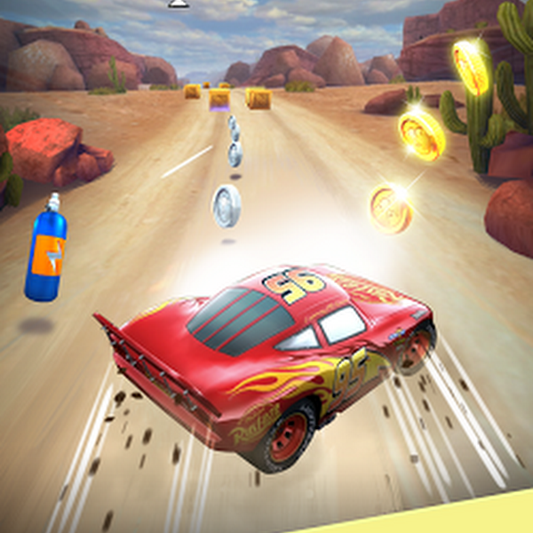Cars: Lightning League v1.02 [Mod] Apk Mod + Data