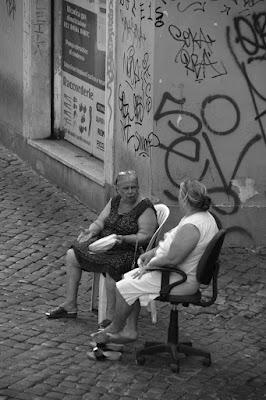 Quattro comode chiacchiere di RobertaCamilli