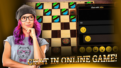 Checkers Online Elite 2.7.9.12 screenshots 5