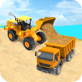 Road Builder Construction Sim 2018