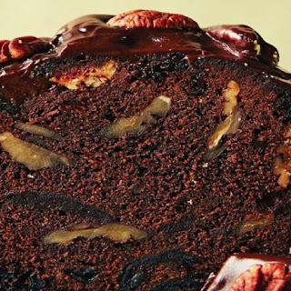 How to Make the Best Chocolate Pecan Cake You'll Ever Taste