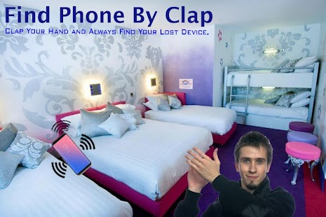 Clap to Phone Finder - náhled