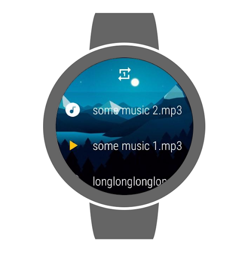 how to play music offline
