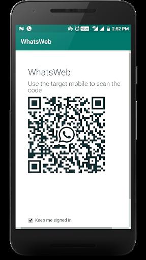 WhatsWeb WebLite for Whatsapp 2.1.1 screenshots 1