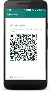 WhatsWeb WebLite for Whatsapp- screenshot thumbnail