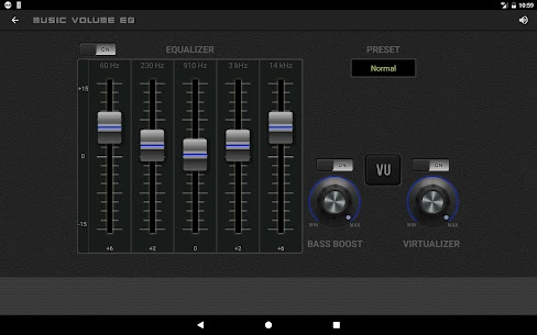 Music Volume EQ – Equalizer & Booster App Download For Android 10