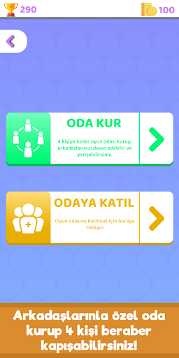 Bilgelik Online Kelime Bulma Oyunu screenshot 12