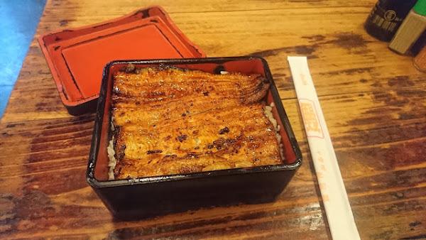 肥前屋 - 鰻魚飯以外相對普通的名店