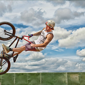 BMX lovers by Savio Joanes - Sports & Fitness Cycling