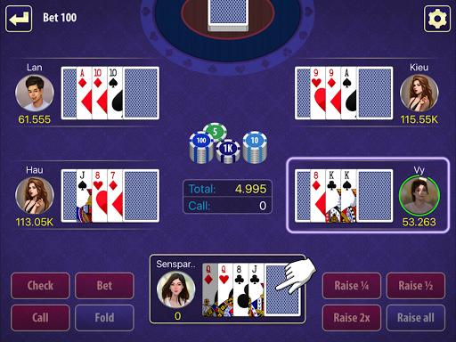 Hong Kong Poker android2mod screenshots 10