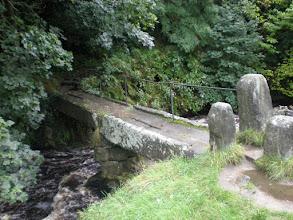 Photo: The Pennine Way crosses Colden River
