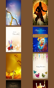 Dussehra greeting card maker apps on google play screenshot image m4hsunfo