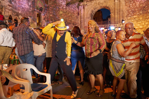 DR-Outdoor-Dancing-7.jpg - Immerse yourself in the local culture on a cruise to the Dominican Republic.