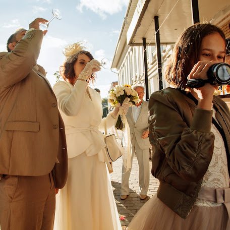 Wedding photographer Yuliya Loginova (shinigami). Photo of 27.12.2017