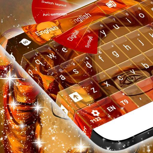 赤毛キーボード 個人化 App LOGO-APP開箱王