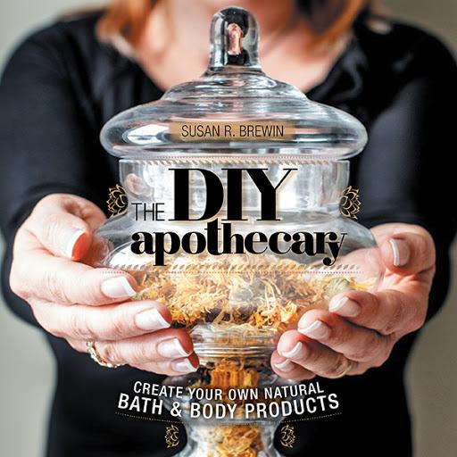 The DIY Apothecary cover