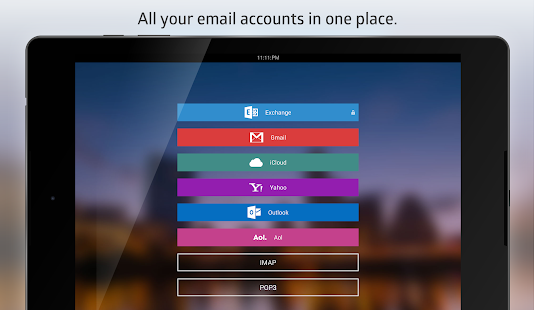 Boxer - Free Email Inbox App - screenshot