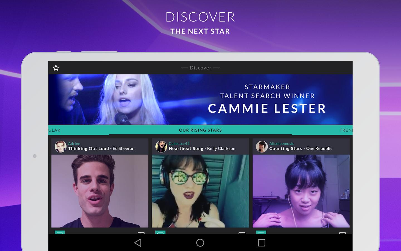 StarMaker: Sing & Discover- screenshot