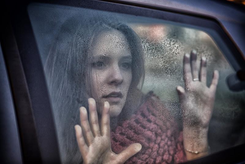 il vetro dell'addio di Delia-B