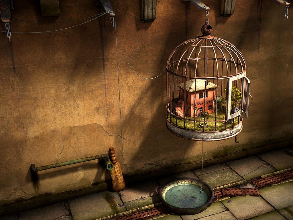 لعبه Dreamcage HD v1.0.4 مدفوعه (الغاز واثاره)