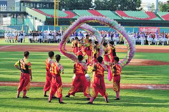 Photo: 2013台中市金龍盃全國青少棒菁英賽開幕  102.07.23