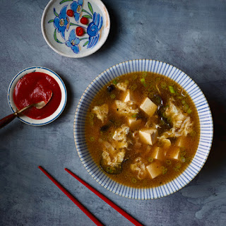 Hot-and-Sour Soup.