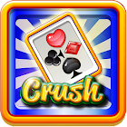 Poker Crush: Match 3 Poker Fun icon