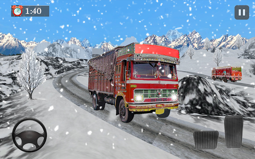 Indian Mountain Heavy Cargo Truck 1.0.1 screenshots 7