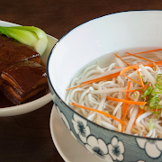 Soup Noodle with Crystal Pork Belly