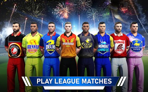 T20 Cricket Champions 3D Screenshot