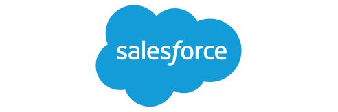 Logo for Salesforce