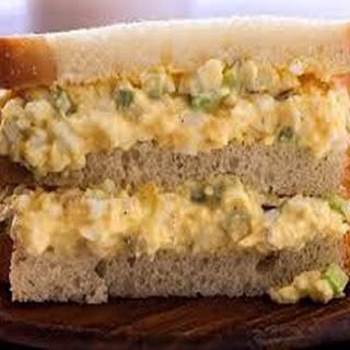 Egg Salad Sandwich With Sour Cream Recipes.