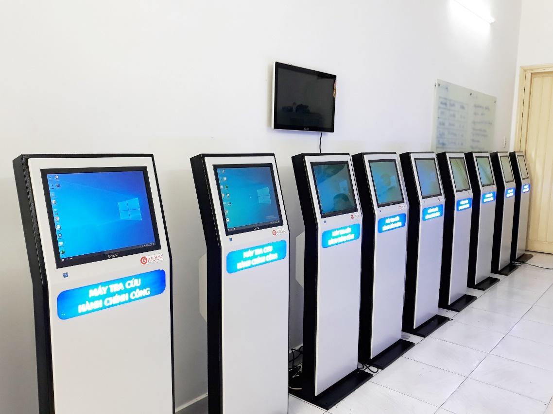 Quận Hoàng Mai đẩy mạnh ứng dụng công nghệ thông tin phục vụ người dân