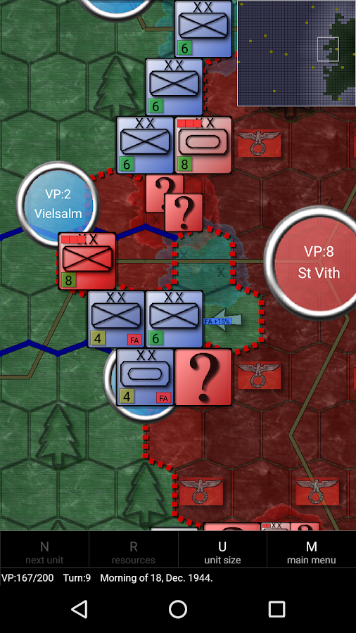 Battle of Bulge 1944-1945- screenshot