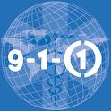 Oneplan 9-1-One Emergency/SOS icon